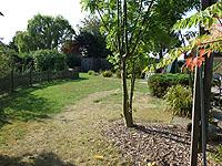 Garten Ferienhaus Fehmarn