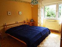 Schlafzimmer Ferienhaus Fehmarn